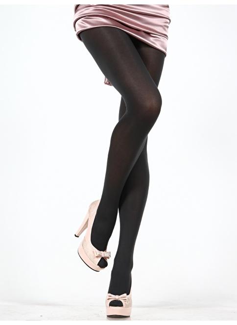 Pierre Cardin Cotton Kalın Külotlu Çorap Antrasit